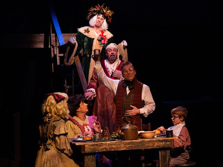 Review: A Christmas Carol at Toby's Dinner Theatre