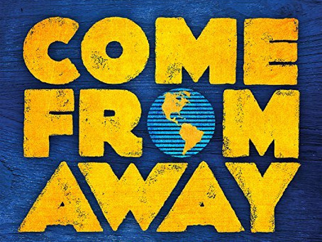 Reactions from Gander as Come From Away cast perform their 9/11 story