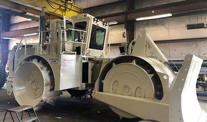 Terex TC400 Landfill Compactor