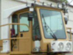 Heavy Equipment Cab
