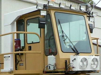 Heavy Equipment Cab