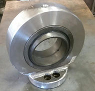Cylinder Eye with Bushing