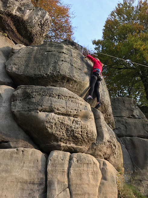 Southern Sandstone Climbing 02