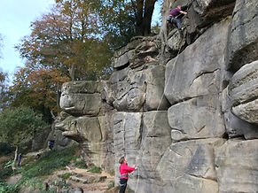 Southern Sandstone Climbing 01