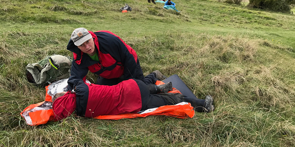 Outdoor First Aid (1 day)