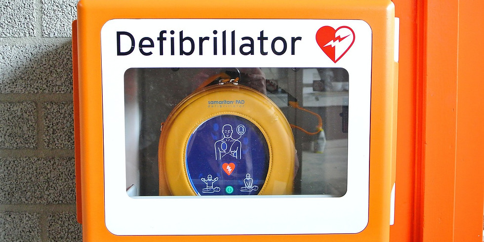 ONLINE AED and CPR Course (4hr)