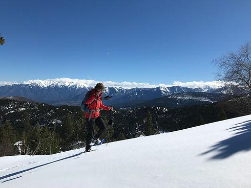Pyrenean Snow Shoeing 04