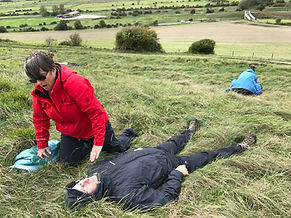 Wilderness First Aid Outdoorhire 06