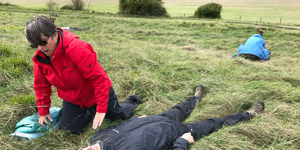 Wilderness First Aid Course (2 day)