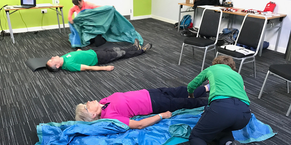 Full First Aid at work Course (3 Day)