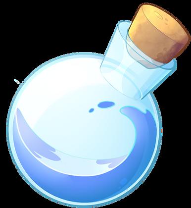 Blue Pet Potion