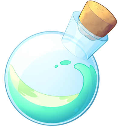Green Pet Potion