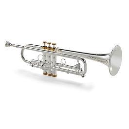 Kühnl & Hoyer B-Trompete Spirit versilbe