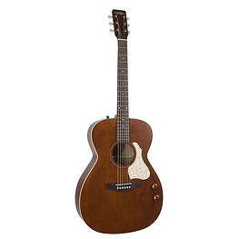 Art and Lutherie EQ Legacy Havana Brown.