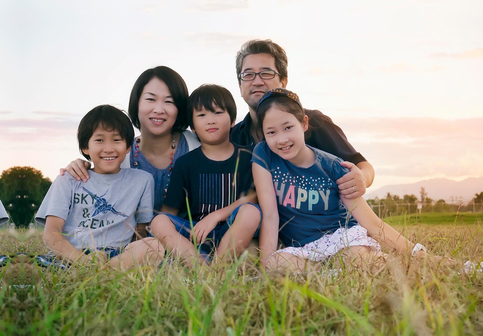 Family photography Manila