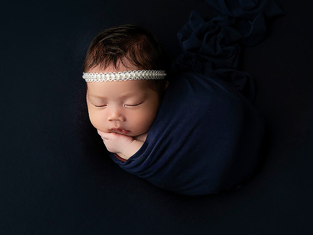 COLORS FOR YOUR NEWBORN SESSION!