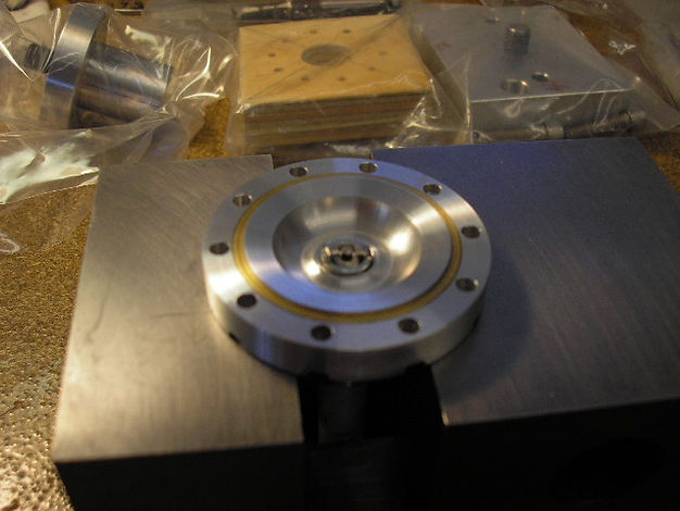Toroidal heads in Rc Model Boat engines