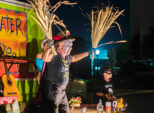 THE MAN BEHIND THE TACO TRUCK THEATER