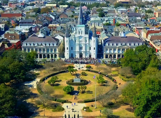 WHERE DOES THE NAME FOR JACKSON SQUARE COME FROM?