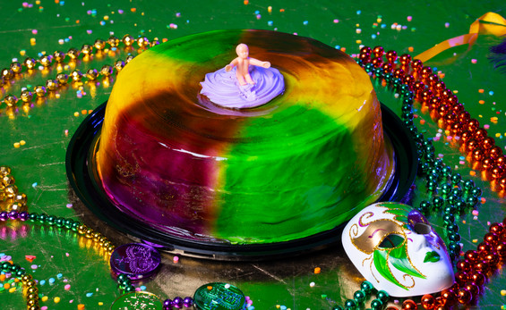 Ideal Market King Cake