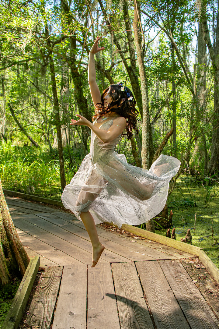 Faerie in the Swamp
