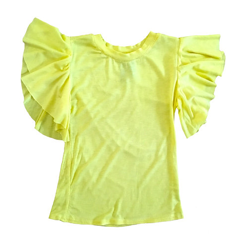 Lemon Austyn Top