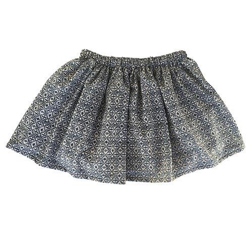 Blue Diamond Skirt