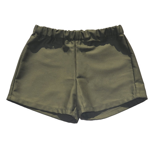 Hunter Green Kennedy Shorts