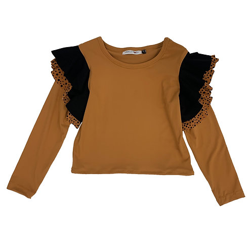 Wild Thing Long Sleeve Top