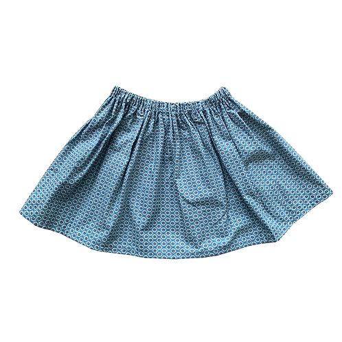 Circle Motif Soleil Skirt