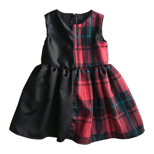 Holiday Plaid Waverly Dress