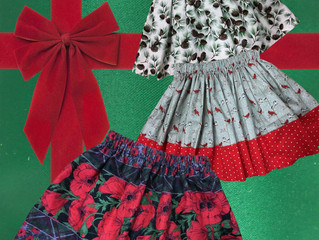 Holiday Skirts Are Here!