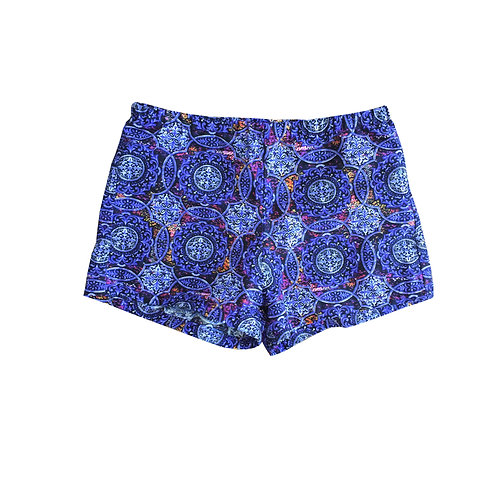 Claire Motif Kennedy Shorts