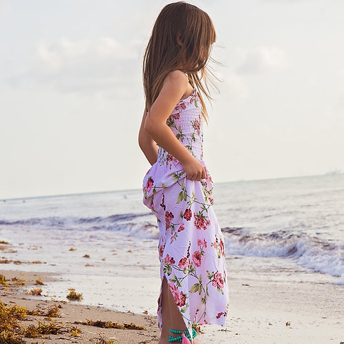 Pink Floral Katie Dress
