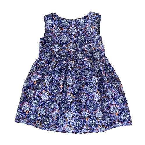 Claire Motif Dress