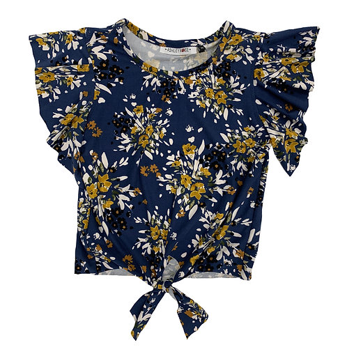Isla Floral Ellie Top