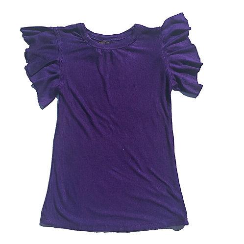 Purple Austyn Top