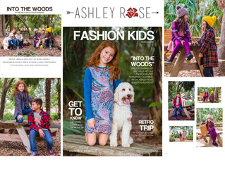Featured In Fashion Kids Magazine!