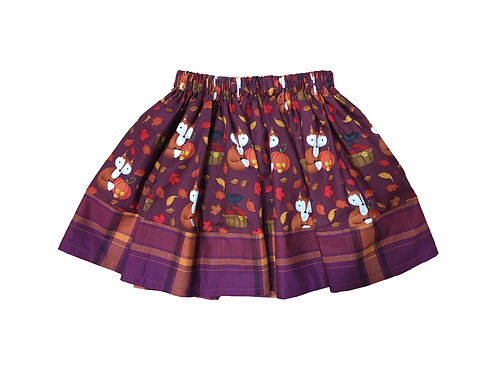 Harvest Fox Skirt