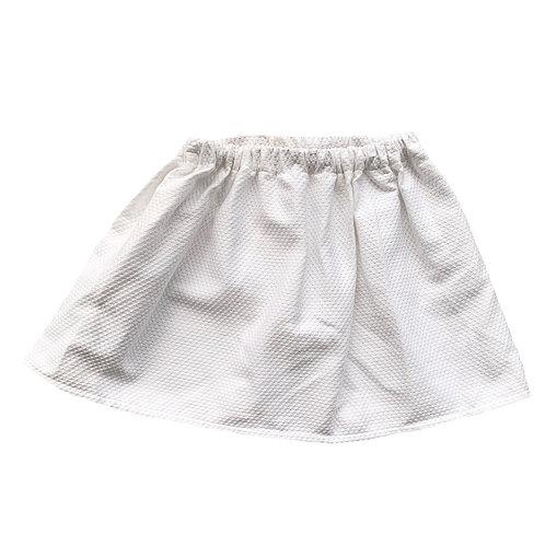 White Dot Soleil Skirt