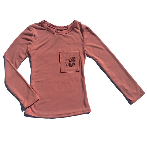 Queen Long Sleeve Top