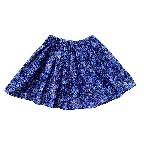 Claire Motif Soleil Skirt