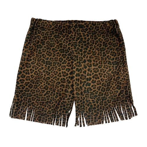 Wild Fringe Harley Shorts