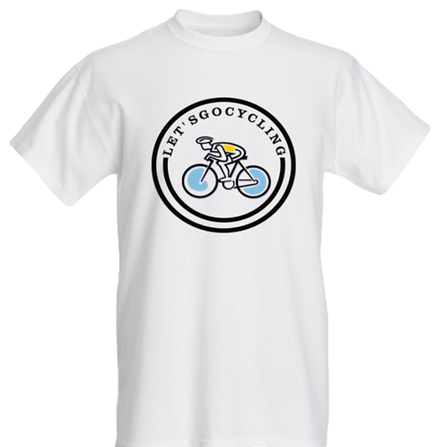 LET'S GO CYCLING SHIRT