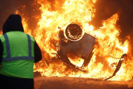 Gilets Jaunes: the fire that sparked a debate