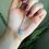 Thumbnail: Lab Opal Moon Necklace