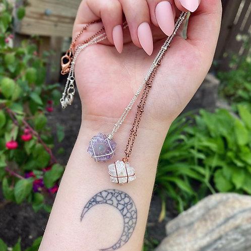 Mini Stalactite Necklace