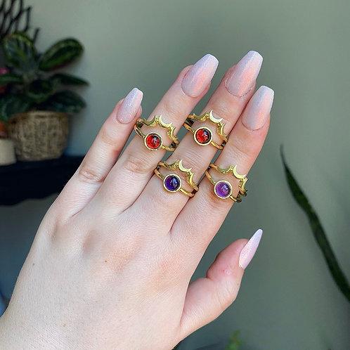 Moon Princess Ring