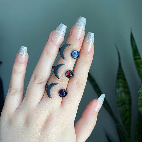 Moonchild Ring - Large Stone