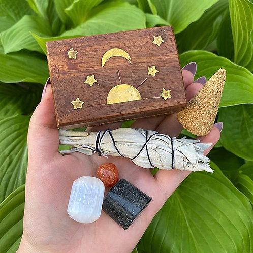 Celestial Box Intention Set
